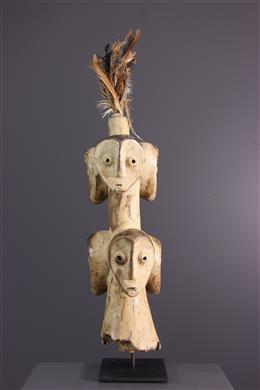 Figure Lega Sakimatwematwe of Bwami