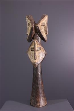 African art - Sakimatwematwe Lega figure