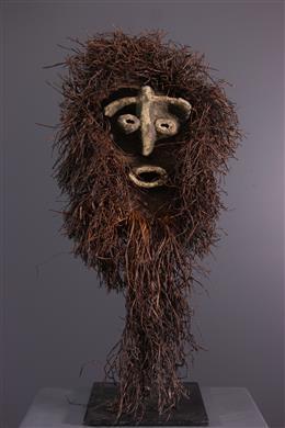 Chokwe / Lwena fiber mask