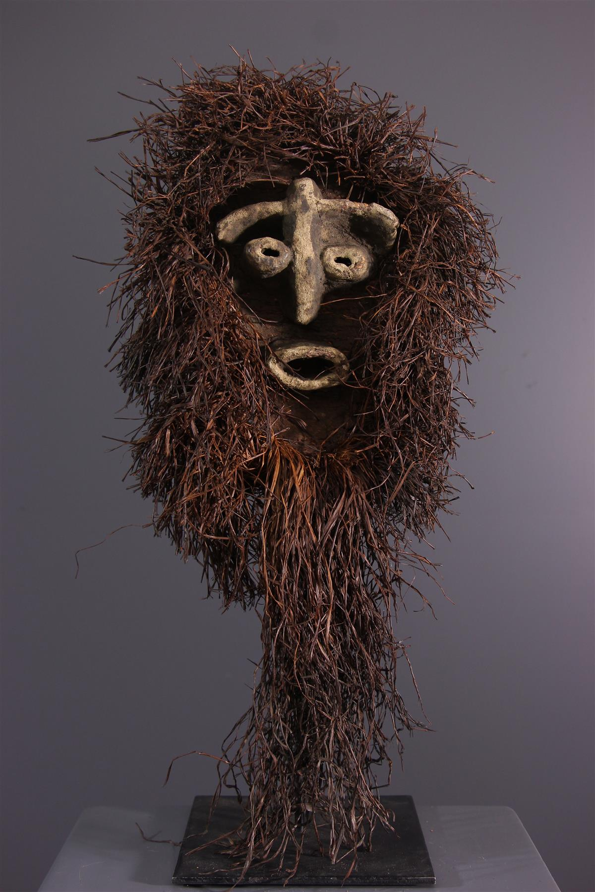 Chokwe Mask - African art
