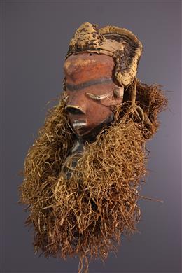 African art - Pende Giwoyo Mask, Kiwoyo