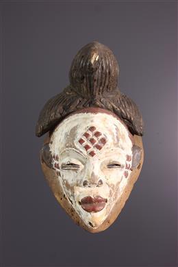African art - Okuyi Dance Punu Mask