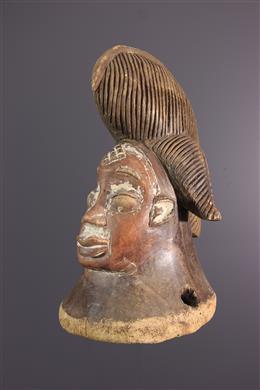 Gabon s Punu Crest Mask