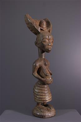 African art - Statuette Cuba