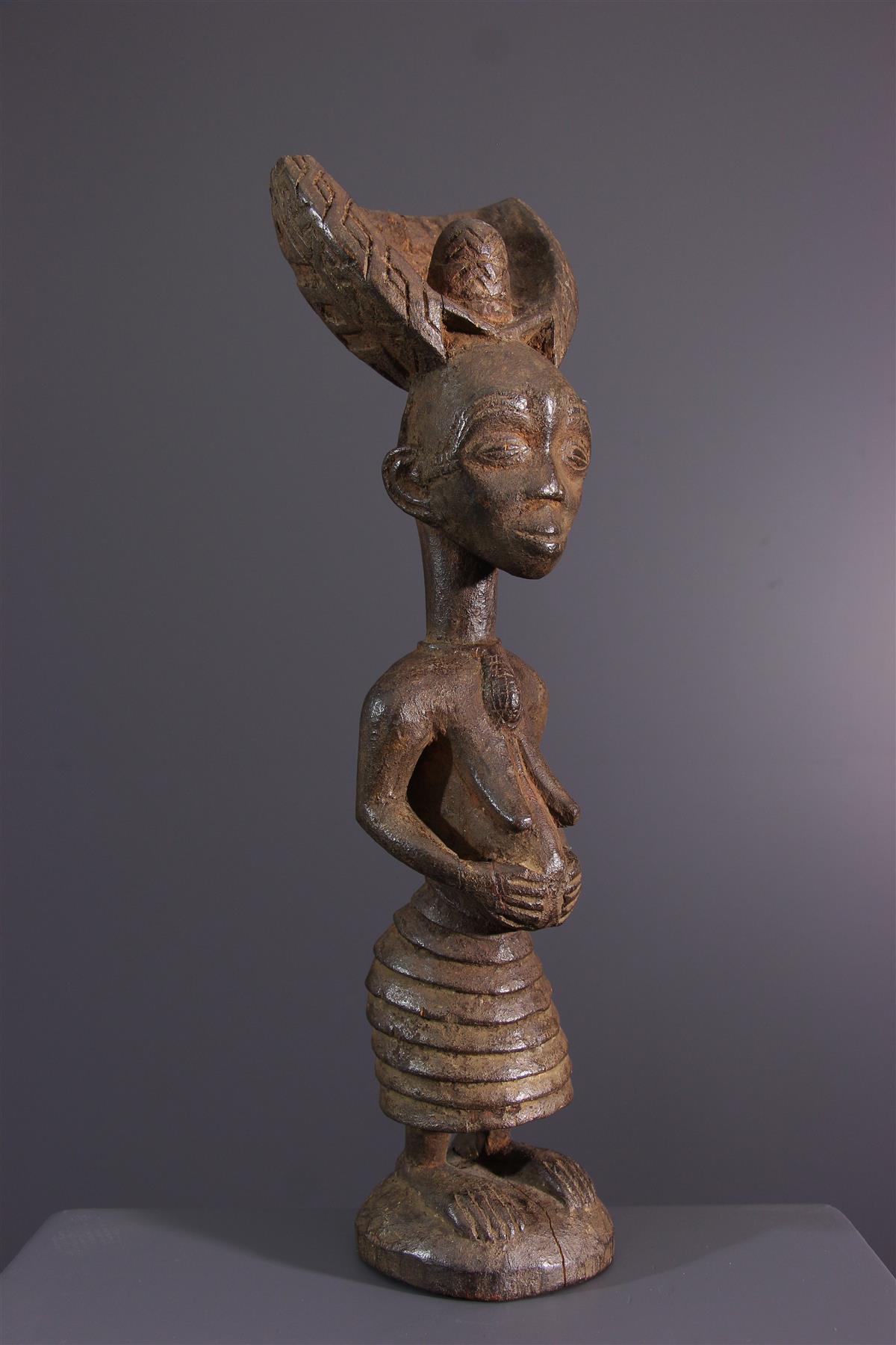Statuette Cuba - African art