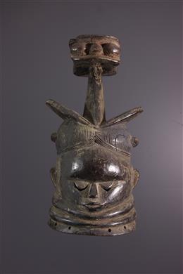 Bundu Mask - Sowei Mende