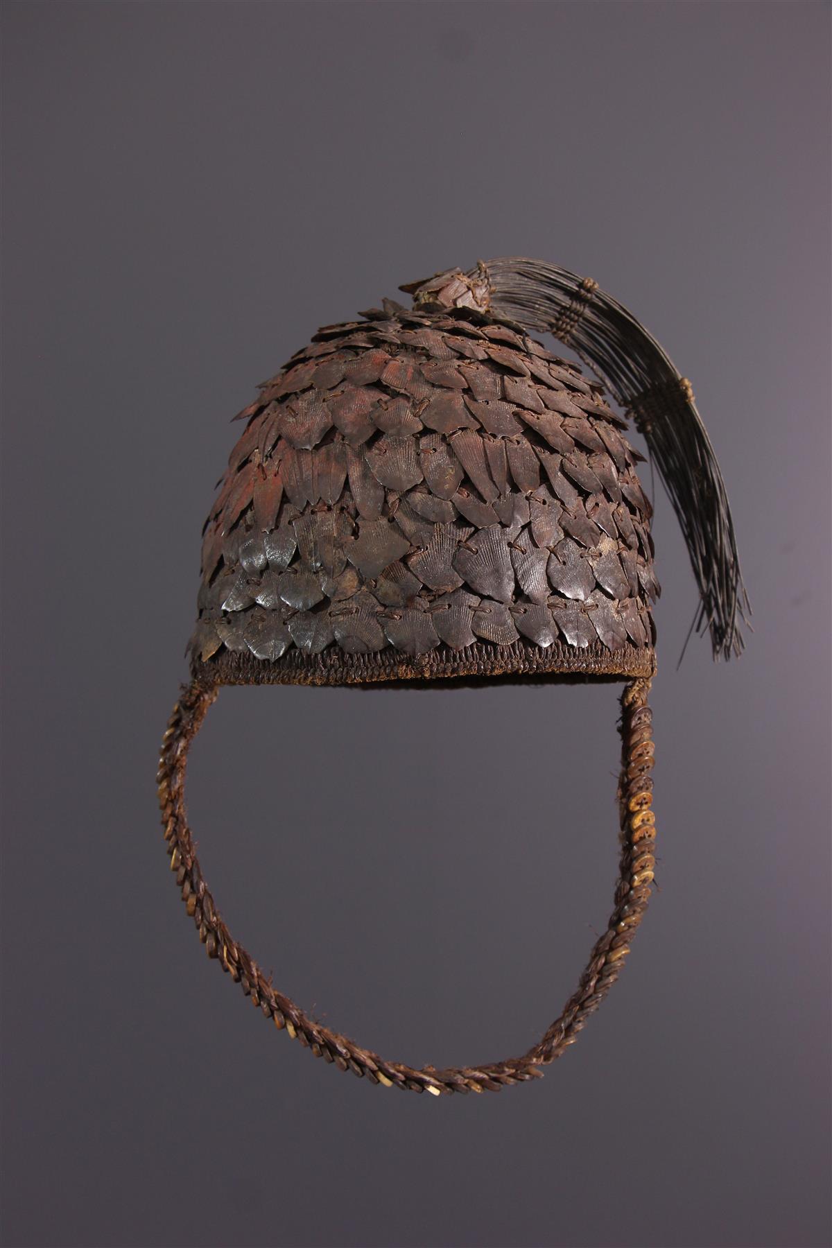 Headdress Lega - African art