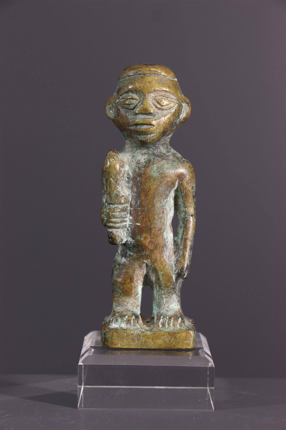 Bronze Congo - African art