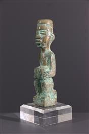 bronze africainStatuette Congo
