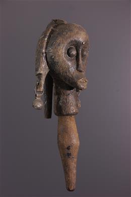 Head of reliquary Betsi Nlo Angokh