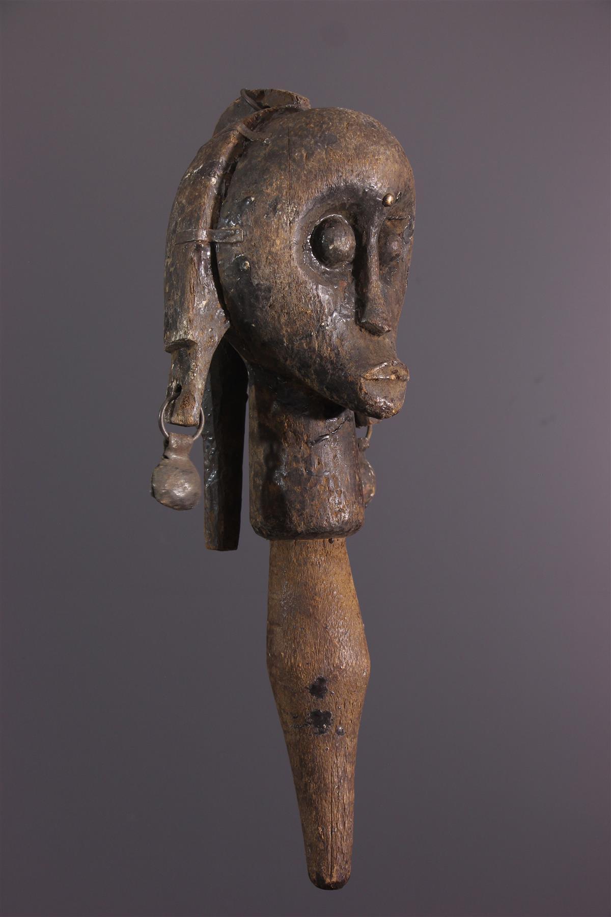 Head Fang - African art