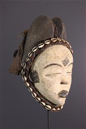 Masque africainPunu Mask