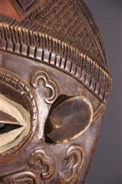 Masque africainLuluwa Mask