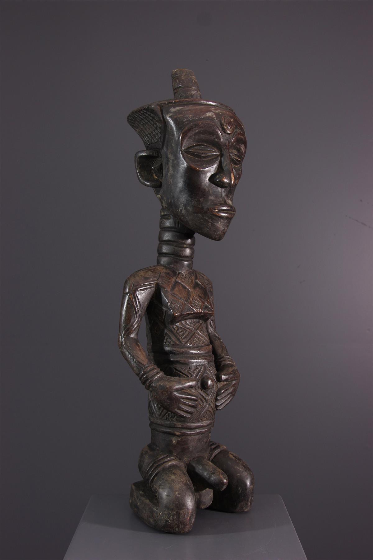 Dengese statue - African art