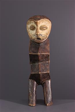 African art - Statuette Mulima of Lega