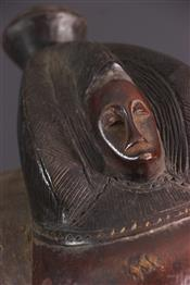 Masque africainYaure Mask