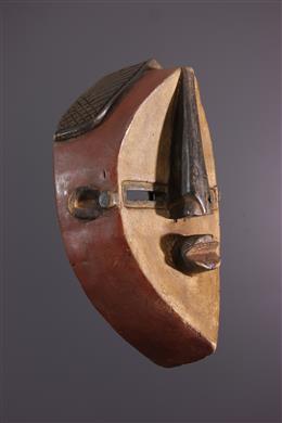 African art - Lwalwa Mask