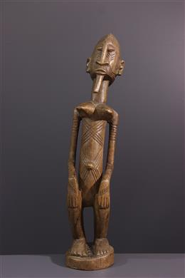 African art - Statue of ancestor Dogon