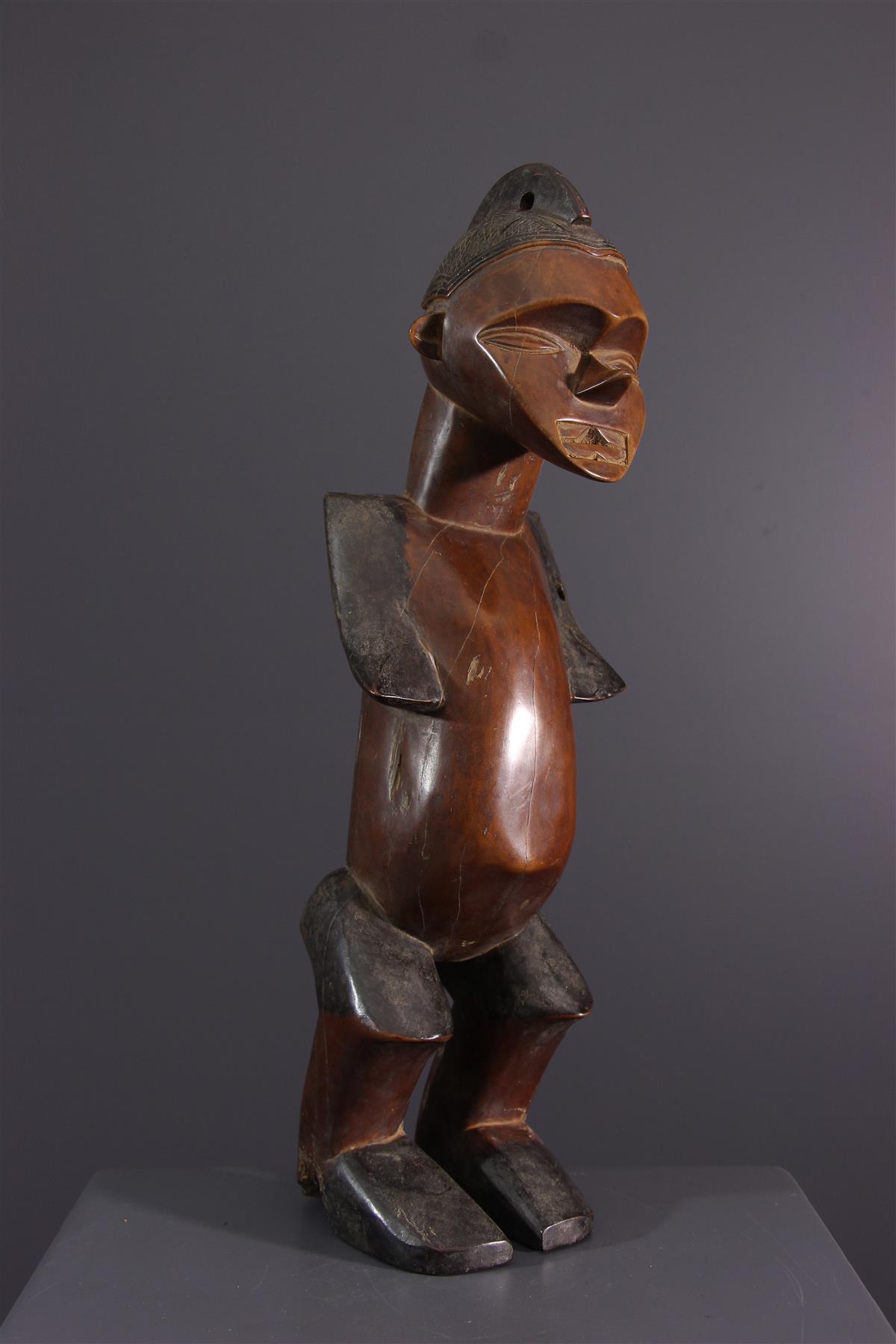 Suku statue - African art