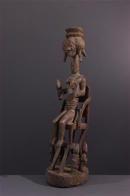 African art - Yoruba altar figure