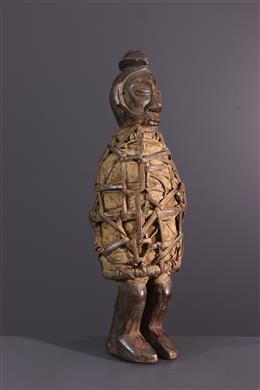 Yaka Yiteke fetish statuette