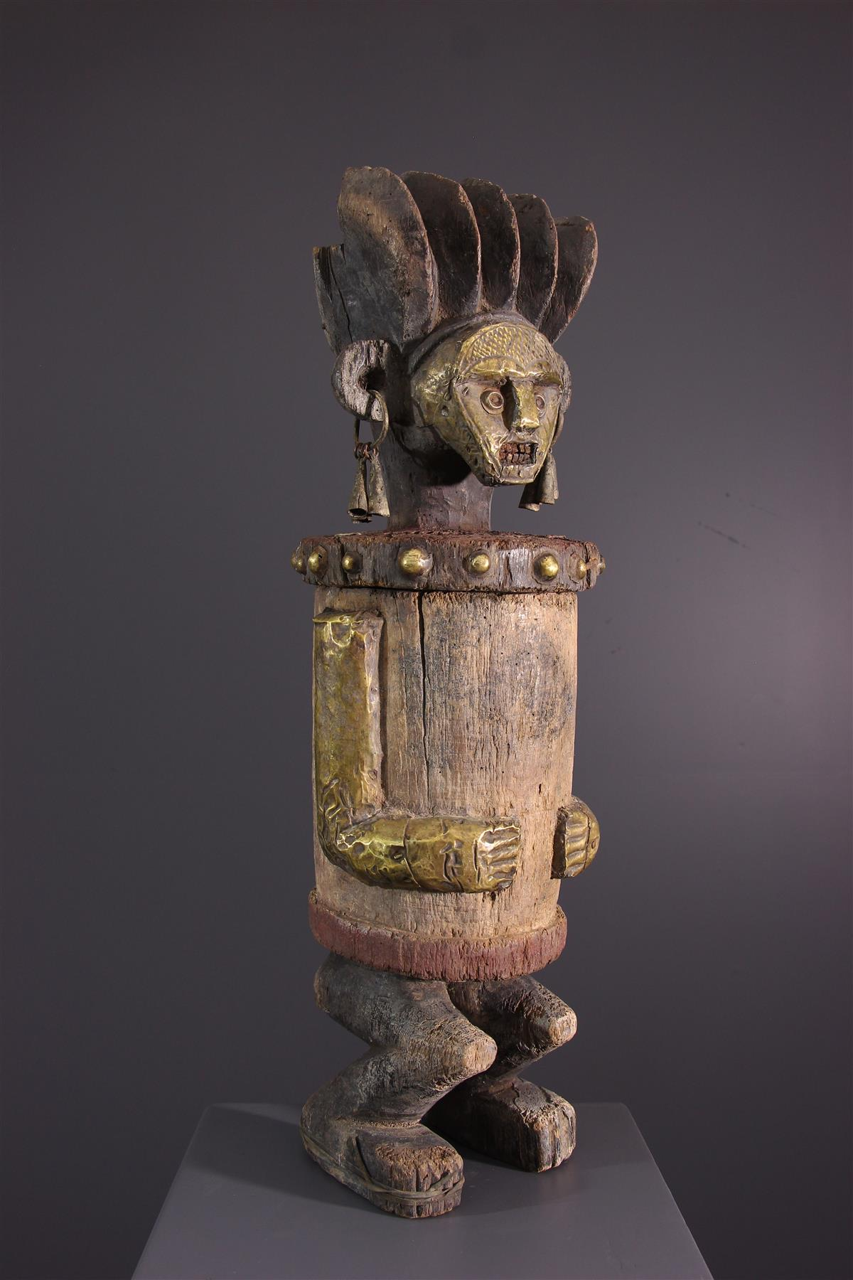 Ambete Reliquary - African art