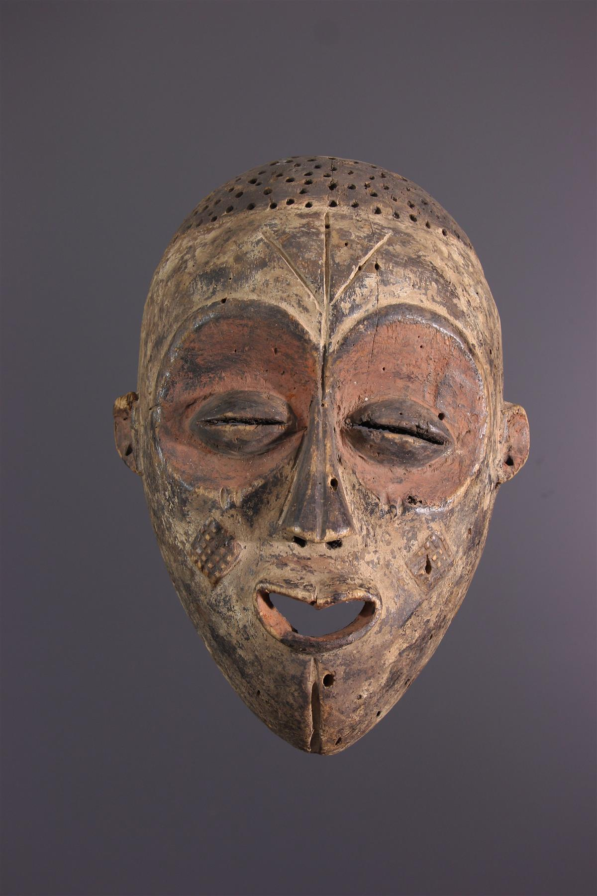 Ngbaka Mask - African art