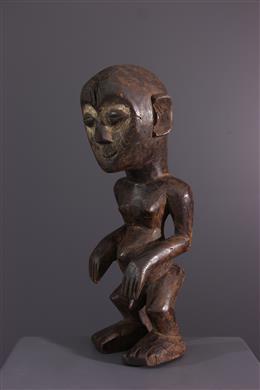 African art - Zoomorphic figure Lega or Zimba