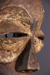 Masque africainMbagani Mask