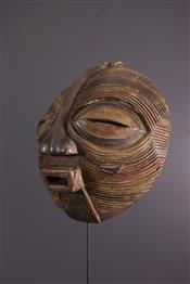 Masque africainLuba Mask