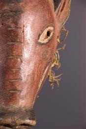 Masque africainChokwe Mask
