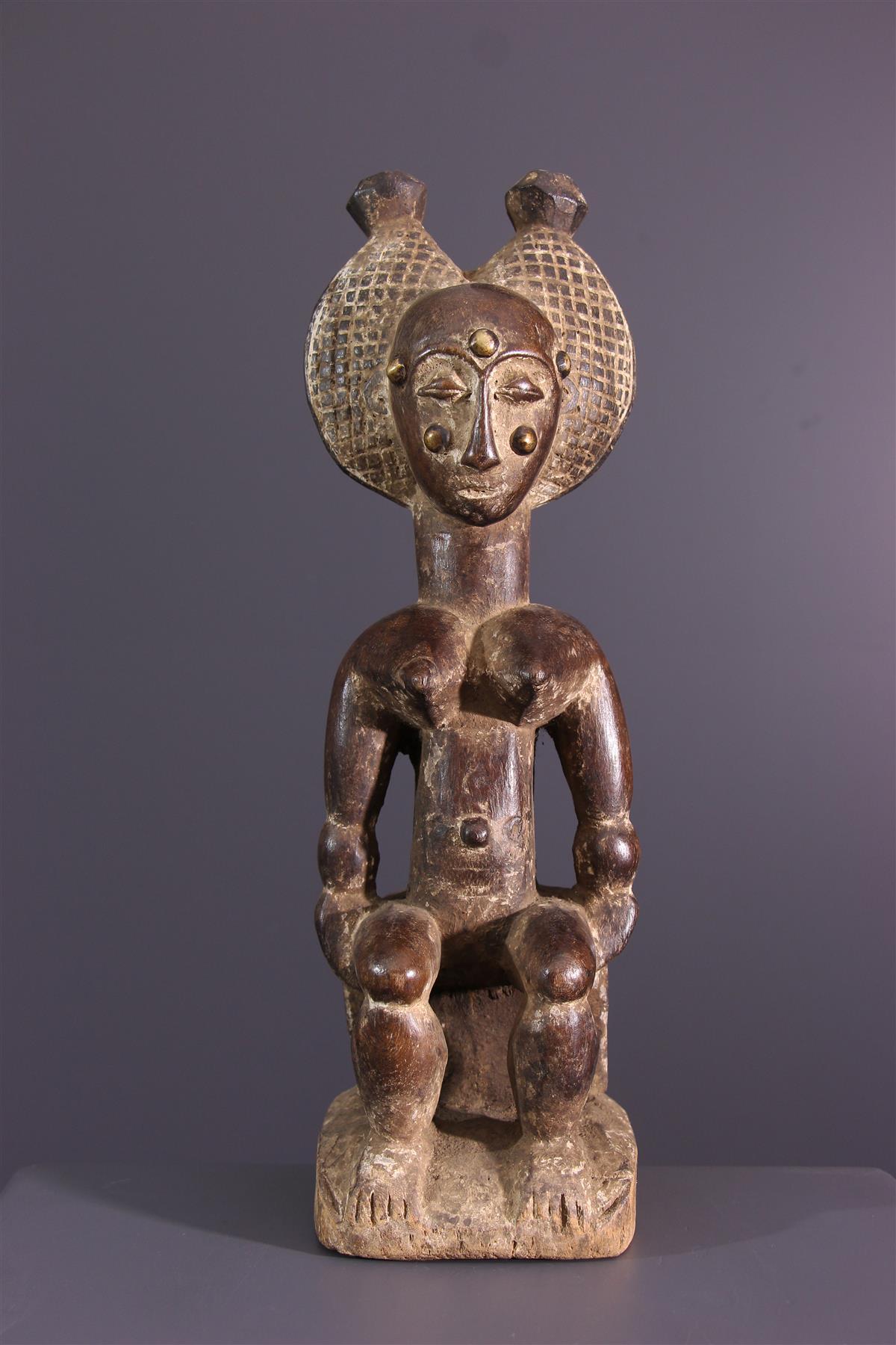 Statuette Attié - African art