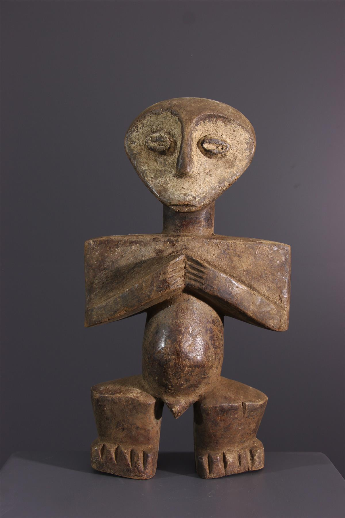 League figurines - African art
