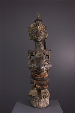 African art - Songye Nkisi fetish statue