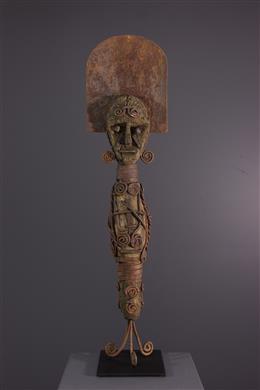 Ofo Igbo ritual sculpture