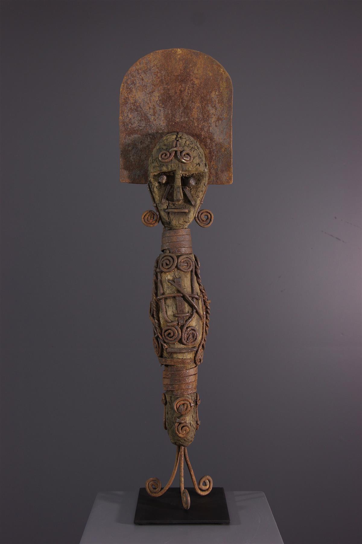 Igbo Iron  - African art
