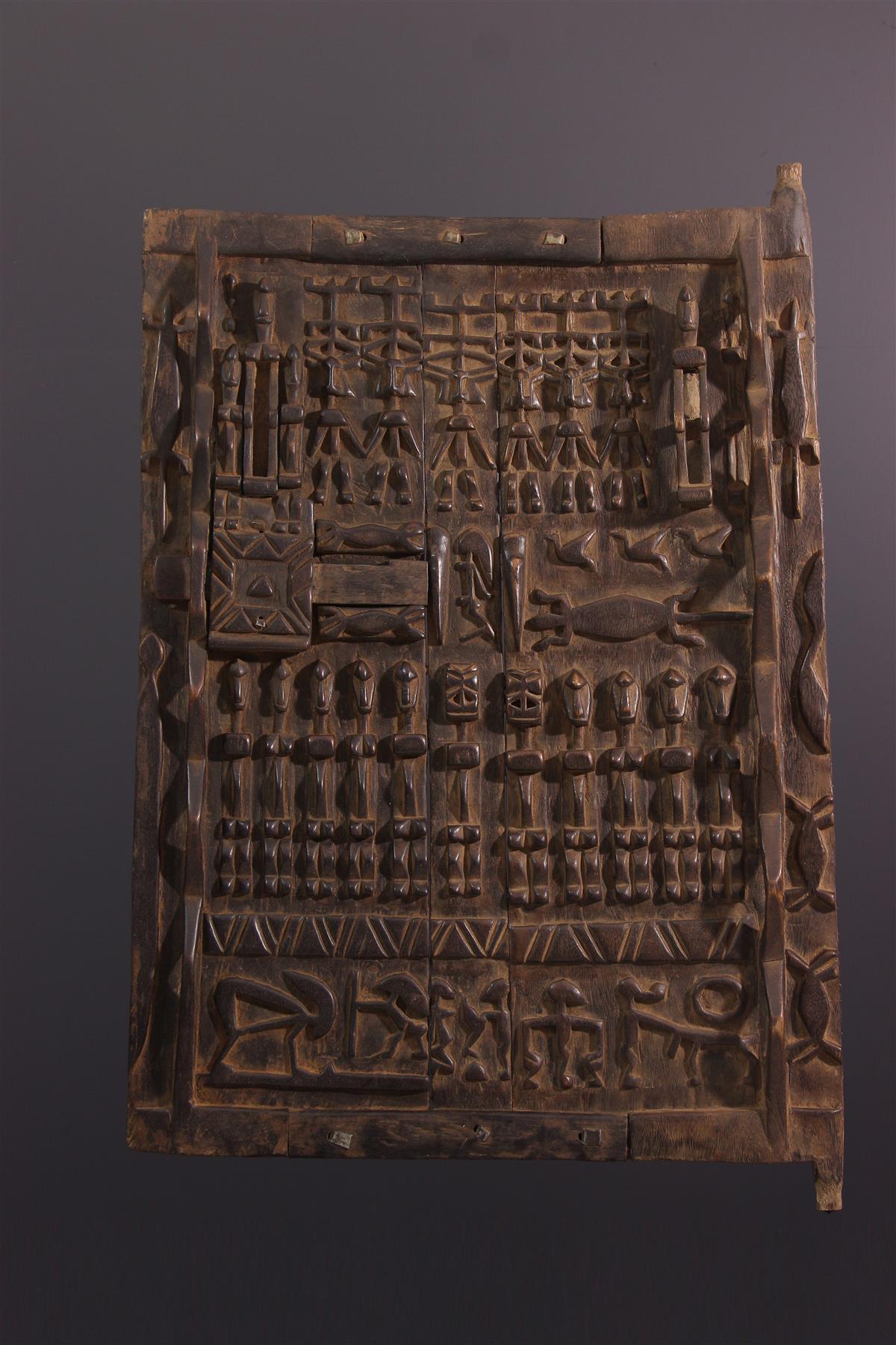 Dogon Gate - African art