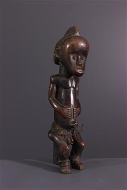 Byeri reliquary keeper statuette