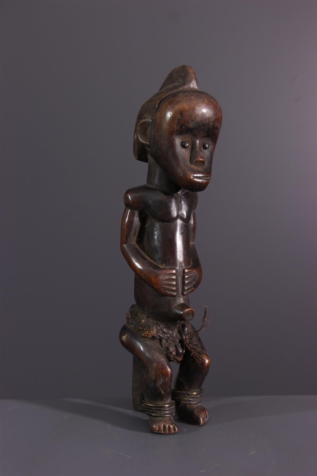 Statuette Fang - African art