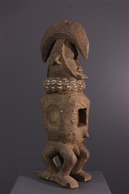 African art - Teke Mpwau statue