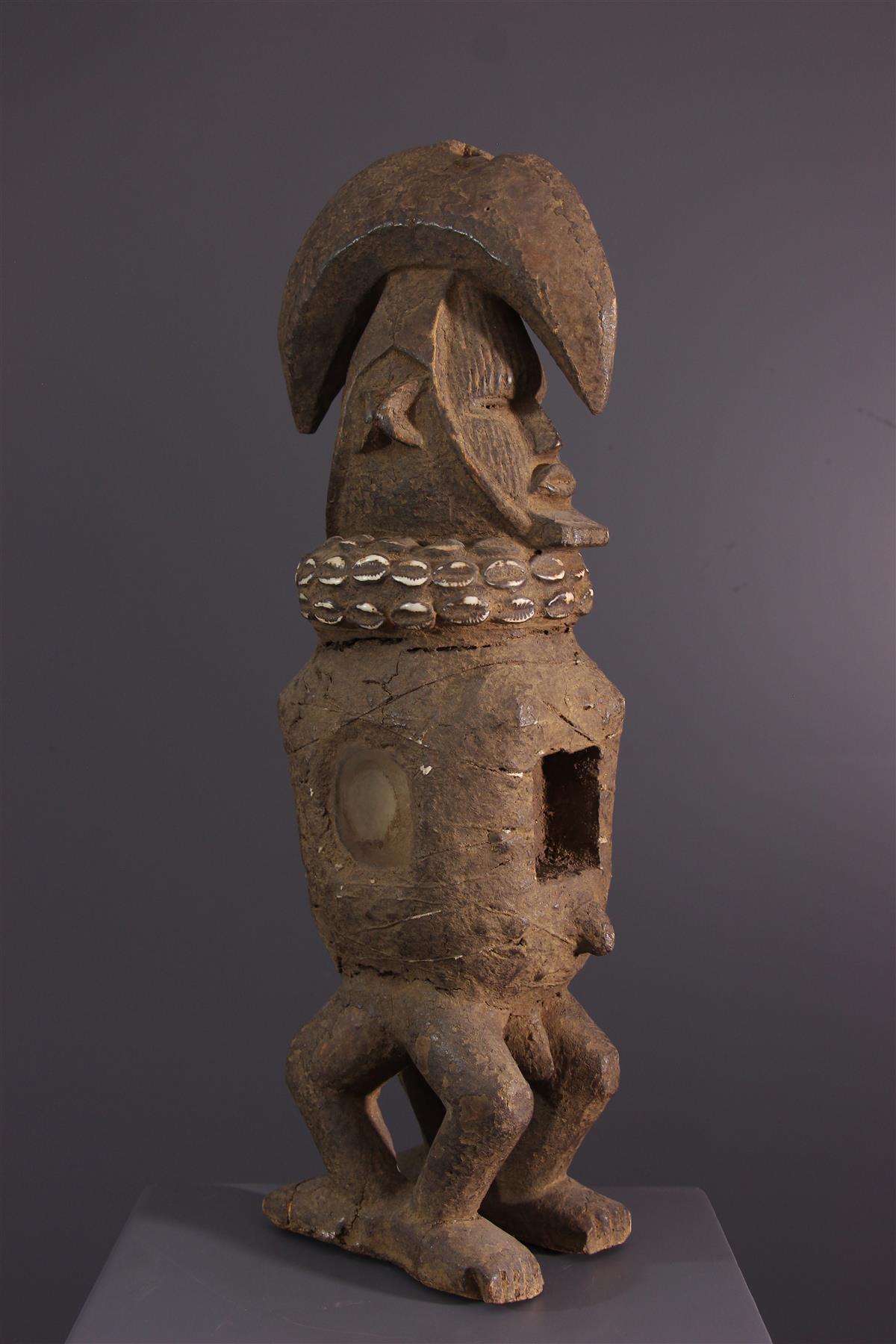 Teke figure - African art