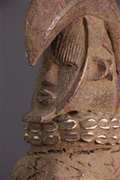 Statues africainesTeke figure