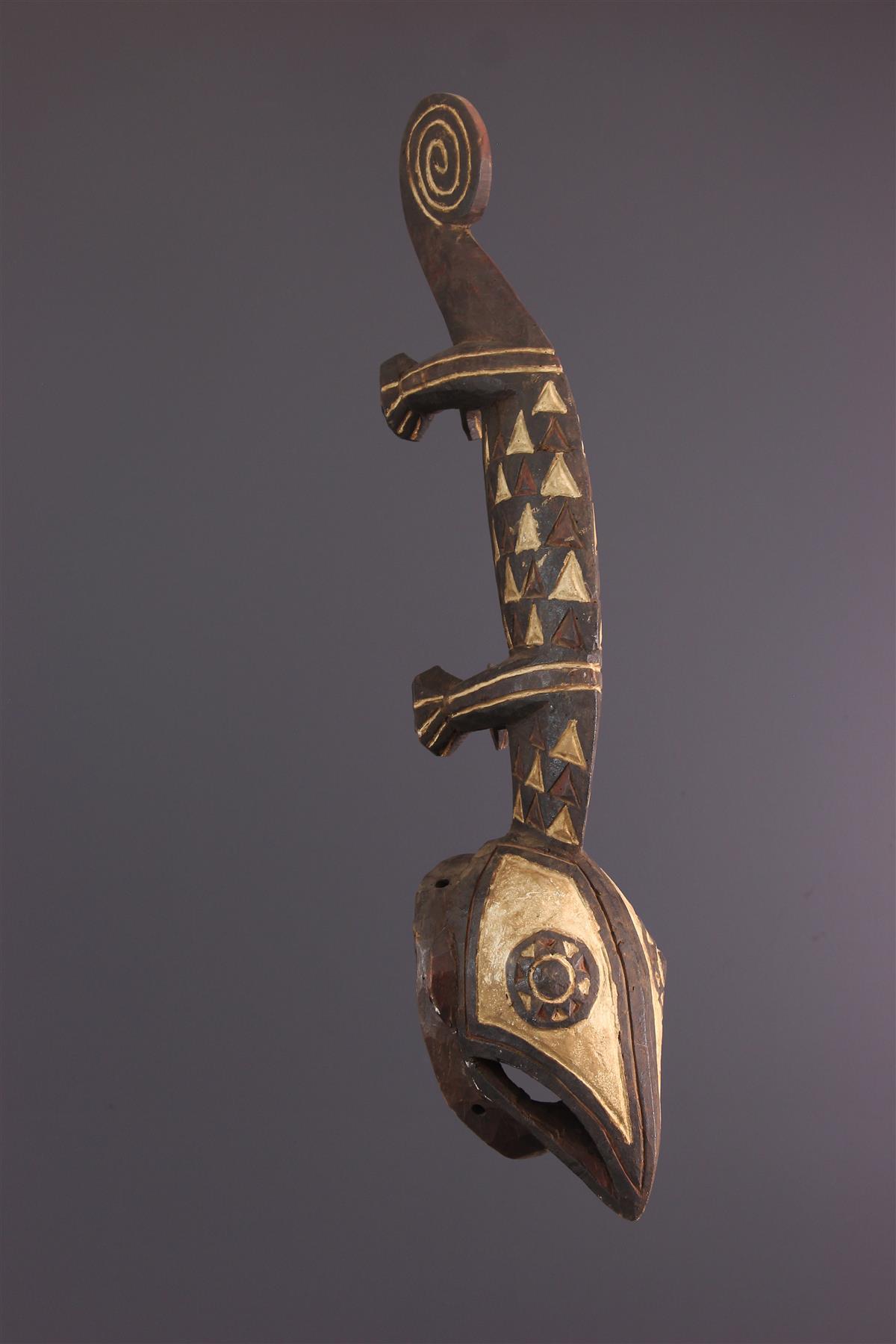 Masque Gurunsi - African art
