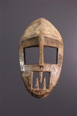 African art - Masque Kumu, Komo