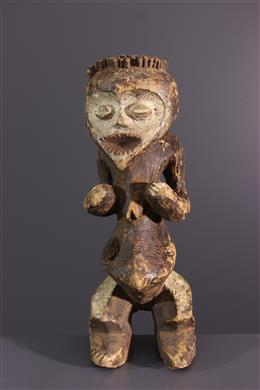 African art - Statuette Mambila Tadep