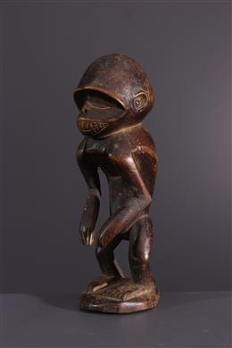 African art - Fetish Luba Hemba Soko muntu