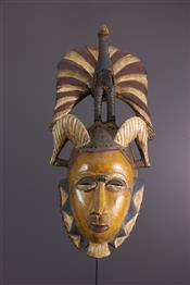 Masque africainLomane Mask
