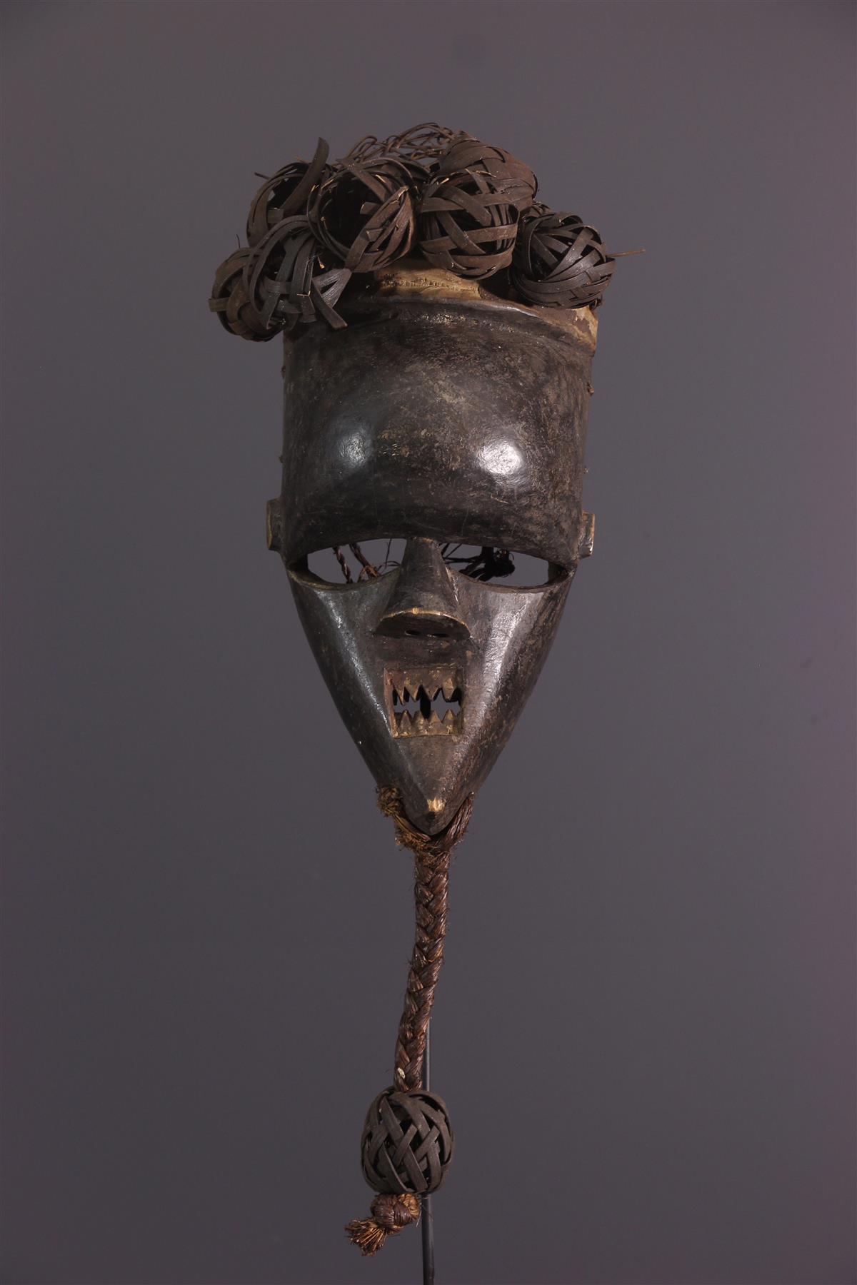 Msque Salampasu - African art