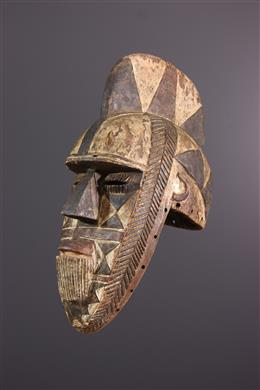 African art - Bobo Fing mask