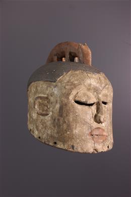 Suku Hemba mask